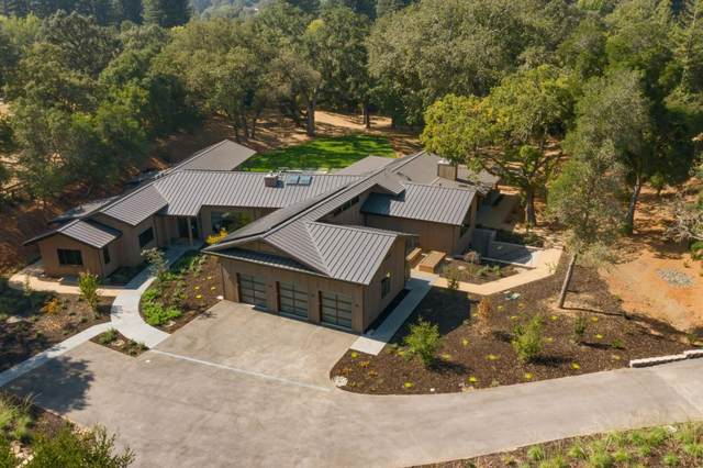 199 Mapache Dr, Portola Valley, CA 94028 (#ML81814320) :: Schneider Estates