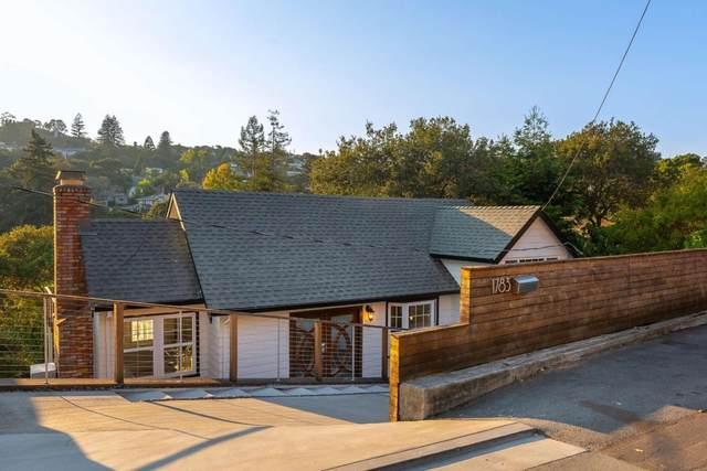 1783 Terrace Dr, Belmont, CA 94002 (#ML81814371) :: Intero Real Estate