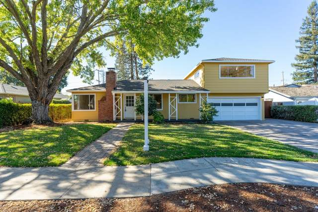 1228 Fairview Ave, Redwood City, CA 94061 (#ML81814376) :: The Realty Society