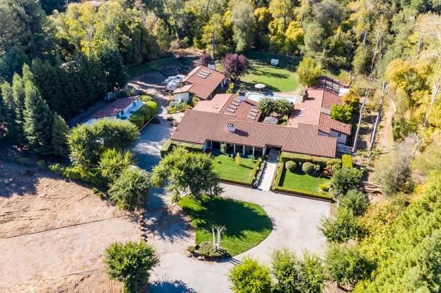 237 Mapache Dr, Portola Valley, CA 94028 (#ML81814433) :: The Kulda Real Estate Group