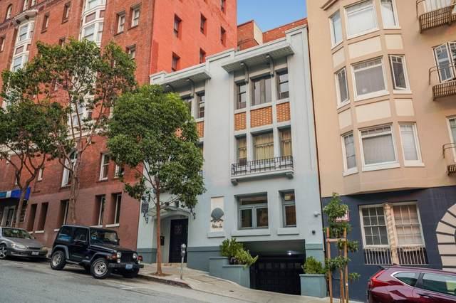 834 Jones St A, San Francisco, CA 94109 (#ML81814455) :: Intero Real Estate