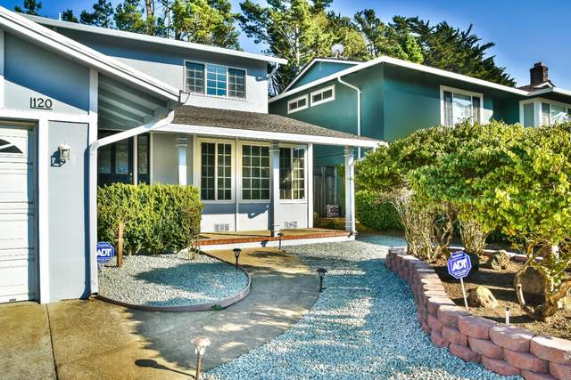 120 Merced Dr, San Bruno, CA 94066 (#ML81814475) :: Strock Real Estate