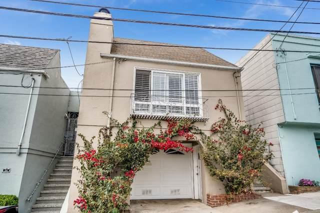 20 Saint Charles Ave, San Francisco, CA 94132 (#ML81814561) :: The Realty Society