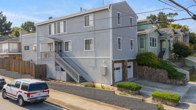 1405 N Jenevein Ave, San Bruno, CA 94066 (#ML81814584) :: Robert Balina | Synergize Realty
