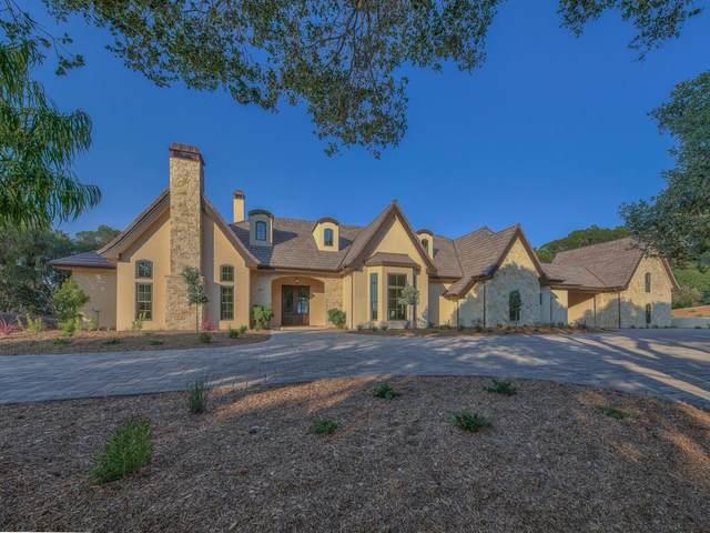 7835 Monterra Oaks Rd, Monterey, CA 93940 (#ML81814593) :: The Kulda Real Estate Group