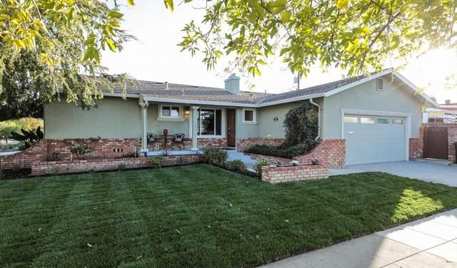 4901 Sandy Ln, San Jose, CA 95124 (#ML81814599) :: The Realty Society