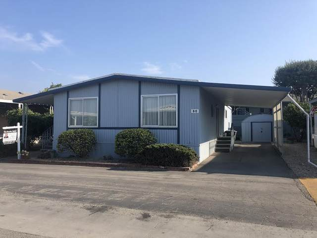 150 Kern St 60, Salinas, CA 93905 (#ML81814638) :: Intero Real Estate