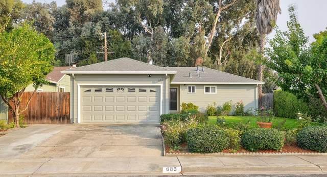 683 Mccarty Ave, Mountain View, CA 94041 (#ML81814681) :: The Goss Real Estate Group, Keller Williams Bay Area Estates
