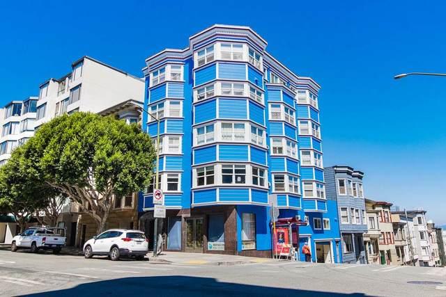 1502 Taylor St 2, San Francisco, CA 94133 (#ML81814705) :: Robert Balina   Synergize Realty
