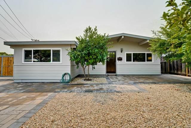 819 Leong Dr, Mountain View, CA 94043 (#ML81814839) :: Intero Real Estate