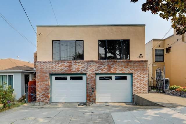 240 Elm Ave, San Bruno, CA 94066 (#ML81814935) :: Intero Real Estate