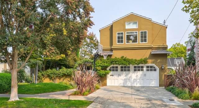 159 Nevada St, Redwood City, CA 94062 (#ML81814941) :: Strock Real Estate