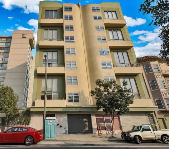 1366 Turk St 1C, San Francisco, CA 94115 (#ML81815012) :: RE/MAX Gold
