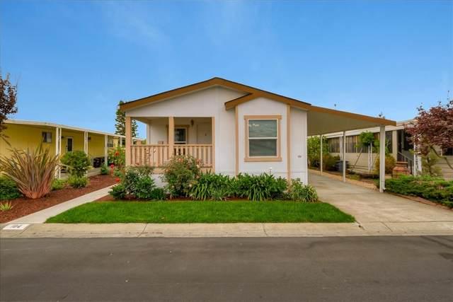 104 Santa Teresa 104, San Leandro, CA 94579 (#ML81815121) :: The Realty Society
