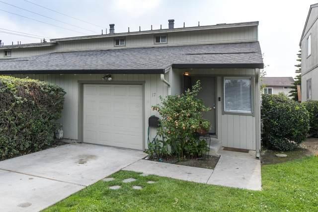 17 Alisa Cir, Watsonville, CA 95076 (#ML81815128) :: Intero Real Estate