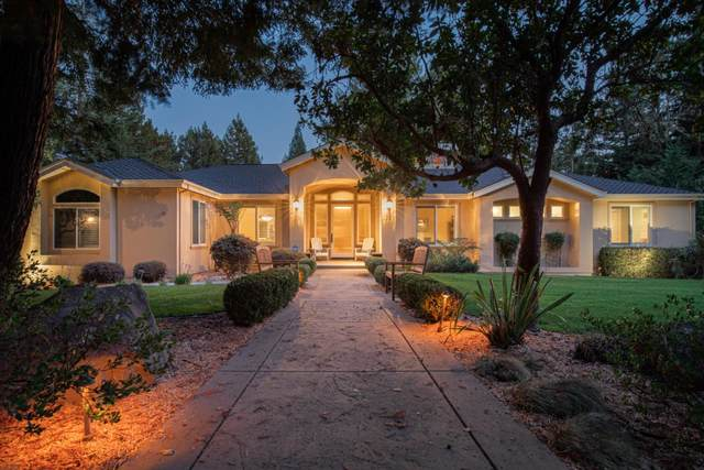 20 Ridgecrest Ln, Scotts Valley, CA 95066 (#ML81815256) :: The Realty Society