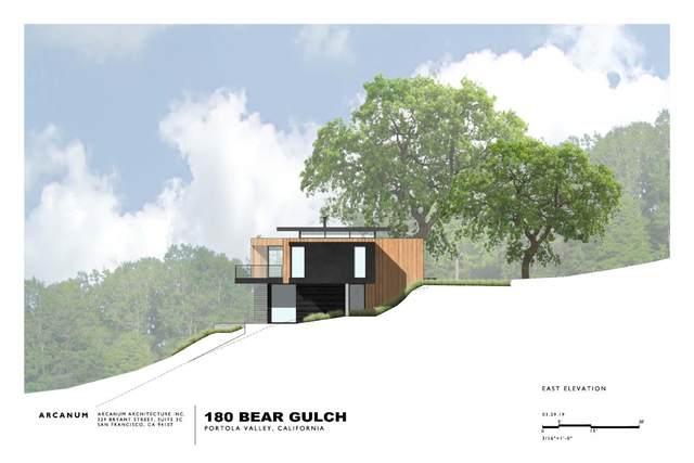180 Bear Gulch Dr, Portola Valley, CA 94028 (#ML81815267) :: The Kulda Real Estate Group