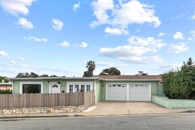 1744 Kenneth St, Seaside, CA 93955 (#ML81815273) :: The Goss Real Estate Group, Keller Williams Bay Area Estates