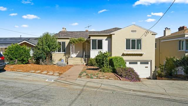 246 41st Ave, San Mateo, CA 94403 (#ML81815280) :: Strock Real Estate