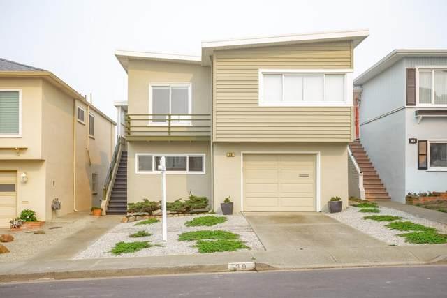 39 Skyline Dr, Daly City, CA 94015 (#ML81815285) :: The Goss Real Estate Group, Keller Williams Bay Area Estates