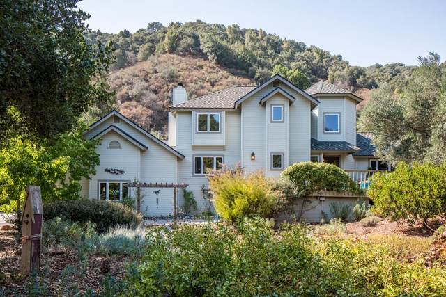22 Paso Del Rio, Carmel Valley, CA 93924 (#ML81815291) :: The Kulda Real Estate Group