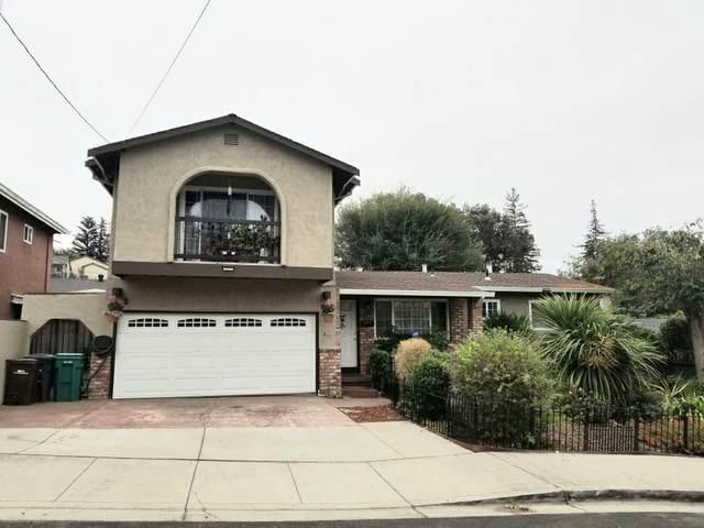 825 Douglas St, Hayward, CA 94544 (#ML81815313) :: The Realty Society
