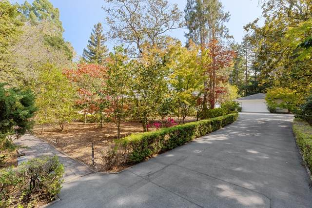 143 Selby Ln, Atherton, CA 94027 (#ML81815316) :: Robert Balina | Synergize Realty