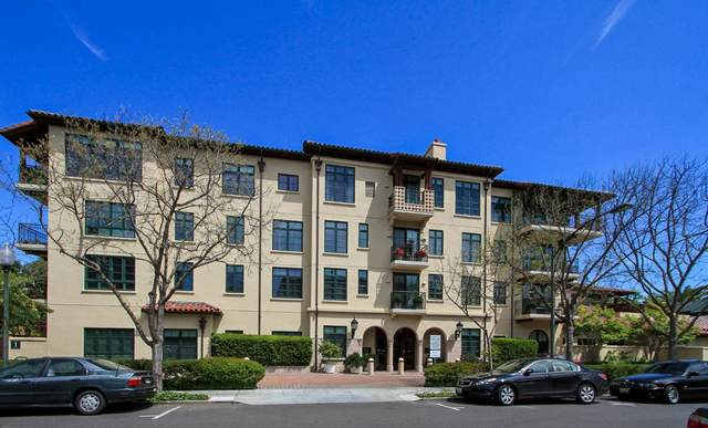555 Byron St 301, Palo Alto, CA 94301 (#ML81815412) :: The Sean Cooper Real Estate Group