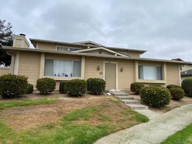 1865 Cherokee Dr 4, Salinas, CA 93906 (#ML81815421) :: The Kulda Real Estate Group