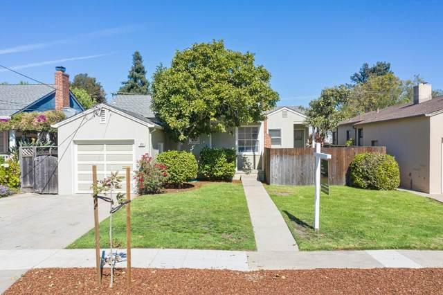 926 Azalea Ave, Burlingame, CA 94010 (#ML81815455) :: The Realty Society