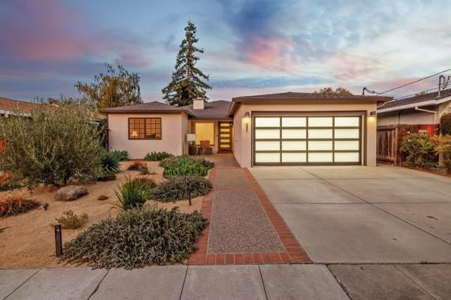 221 Topaz St, Redwood City, CA 94062 (#ML81815485) :: Strock Real Estate
