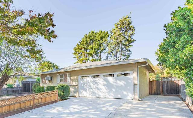 2321 Venndale Ave, San Jose, CA 95124 (#ML81815499) :: The Realty Society