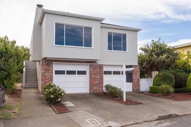1789 Eucalyptus Dr, San Francisco, CA 94132 (#ML81815541) :: Strock Real Estate