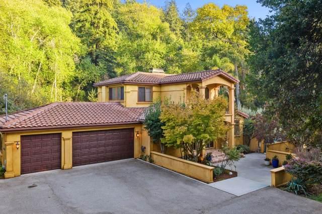 4847 Rivervale Dr, Soquel, CA 95073 (#ML81815570) :: Schneider Estates