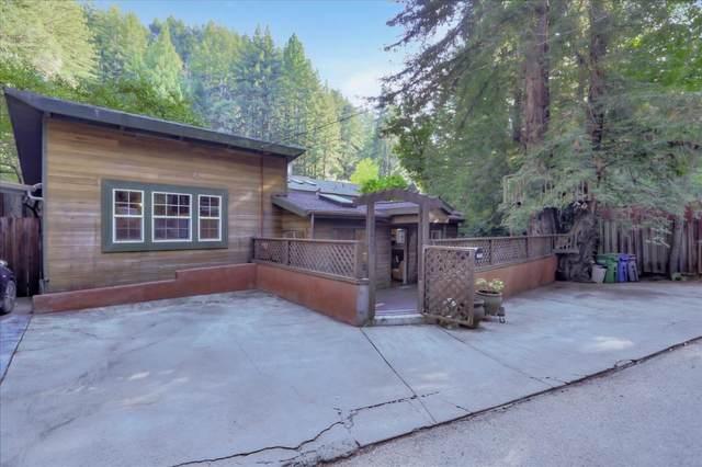 1850 Lockhart Gulch Rd, Scotts Valley, CA 95066 (#ML81815576) :: Schneider Estates