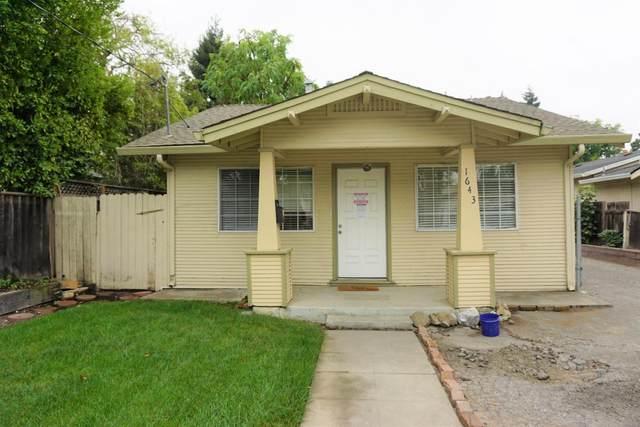 1643 Villa St, Mountain View, CA 94041 (#ML81815606) :: Strock Real Estate