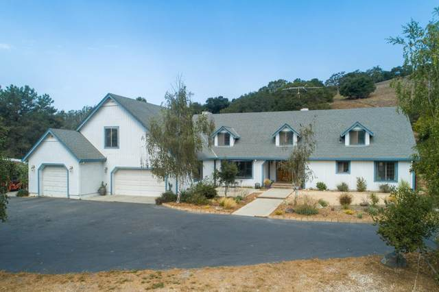 215 Chateau Dr., Aromas, CA 95004 (#ML81815610) :: The Realty Society