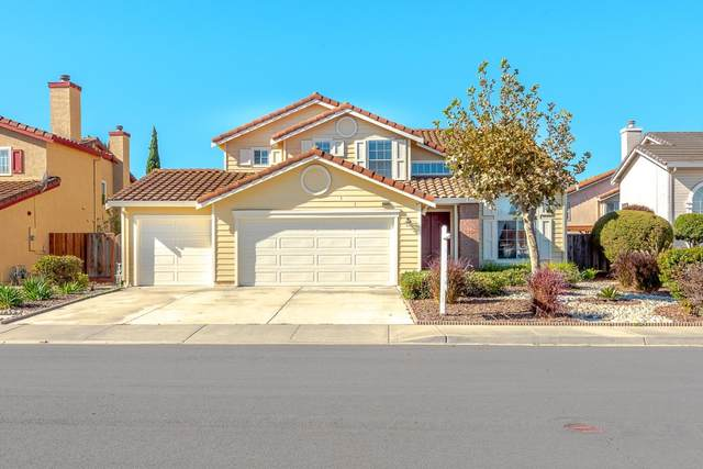 4669 Silvertide Dr, Union City, CA 94587 (#ML81815612) :: The Realty Society