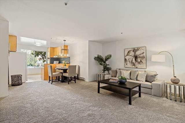 464 Clinton St 201, Redwood City, CA 94062 (#ML81815689) :: Strock Real Estate