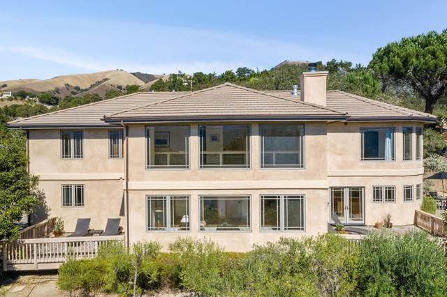 175 Chaparral Rd, Carmel Valley, CA 93924 (#ML81815692) :: The Realty Society