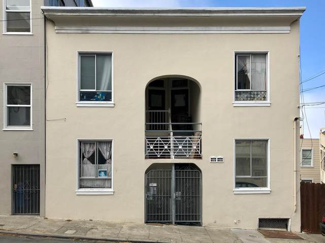 176 Valparaiso St, San Francisco, CA 94133 (#ML81815695) :: The Goss Real Estate Group, Keller Williams Bay Area Estates