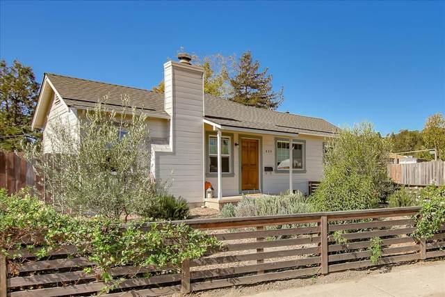 439 Morrissey Blvd, Santa Cruz, CA 95062 (#ML81815790) :: The Realty Society
