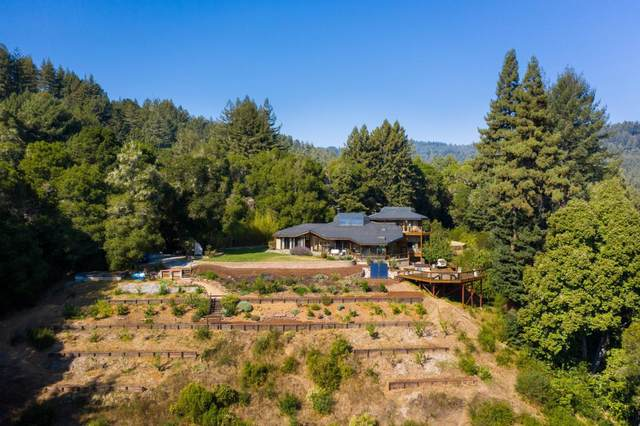 2001 Sparrow Valley Rd, Aptos, CA 95003 (#ML81815797) :: Schneider Estates