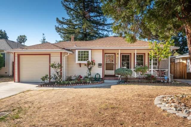 1061 17th Ave, Redwood City, CA 94063 (#ML81815817) :: The Goss Real Estate Group, Keller Williams Bay Area Estates