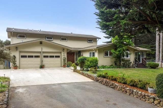 1400 Alamo St, Montara, CA 94037 (#ML81815824) :: Intero Real Estate
