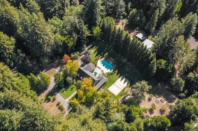 2400 Bean Creek Rd, Scotts Valley, CA 95066 (#ML81815825) :: Schneider Estates