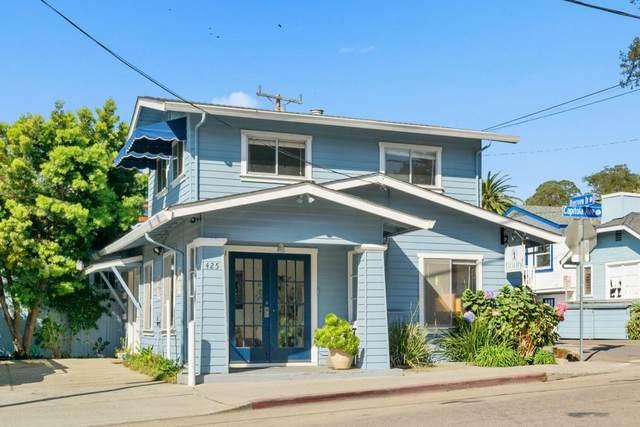425 Capitola Ave, Capitola, CA 95010 (#ML81815853) :: Strock Real Estate