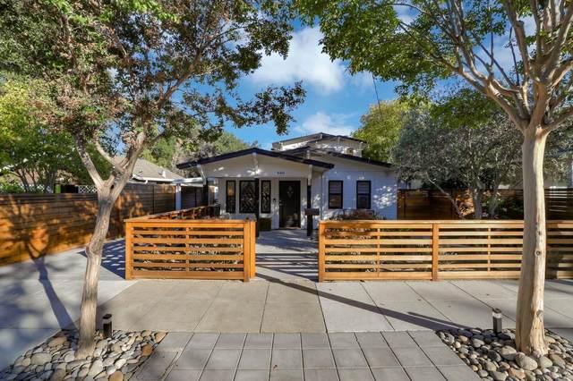 440 San Benito Ave, Los Gatos, CA 95030 (#ML81815868) :: Robert Balina | Synergize Realty