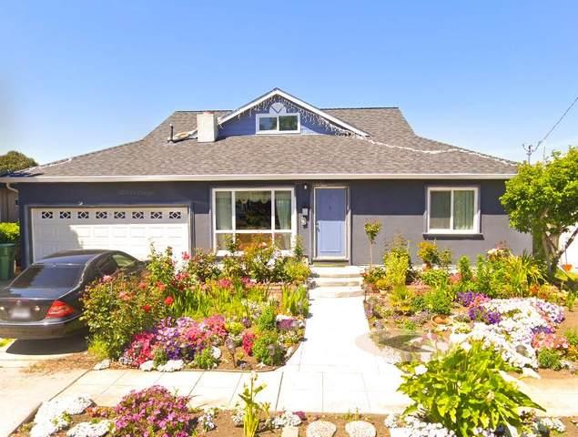 158 Isabella St, Hayward, CA 94544 (#ML81815874) :: The Realty Society
