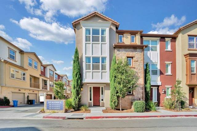 1539 Bleecker St, Milpitas, CA 95035 (#ML81815910) :: The Goss Real Estate Group, Keller Williams Bay Area Estates